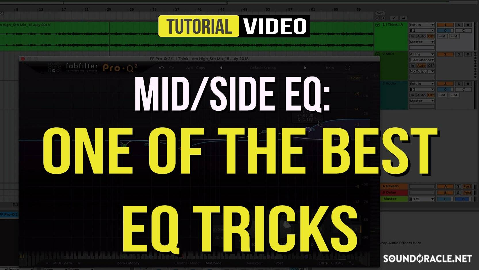 Mid/Side EQ: One Of The Best EQ Tricks