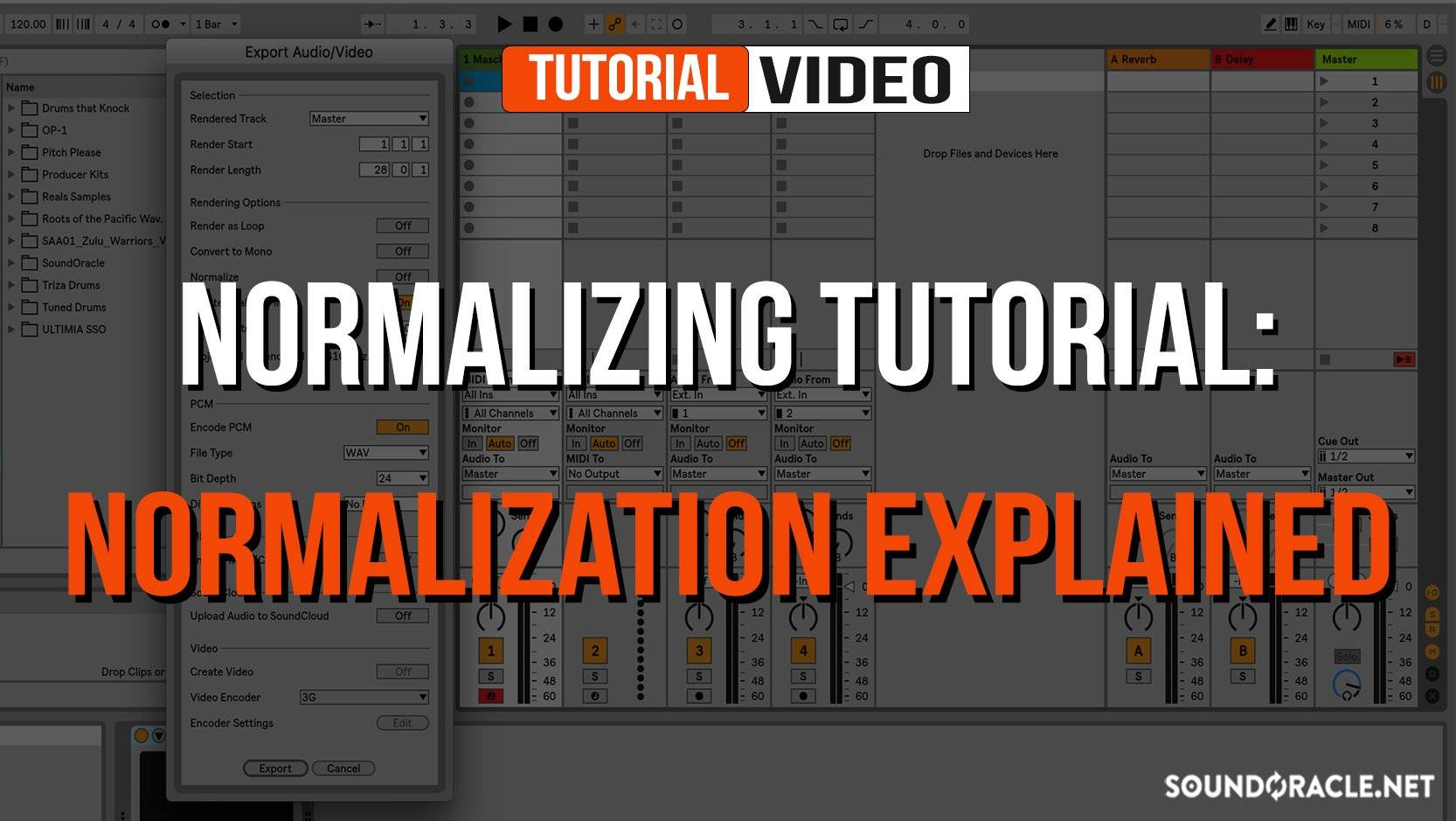 Normalizing Tutorial: Normalization Explained