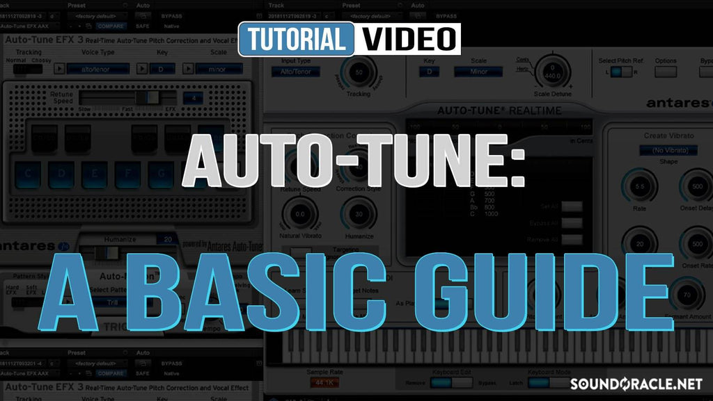 Auto-Tune: A Basic Guide