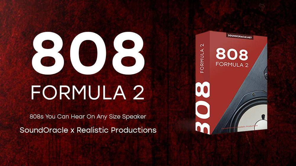 New Sounds – The 808 Formula 2