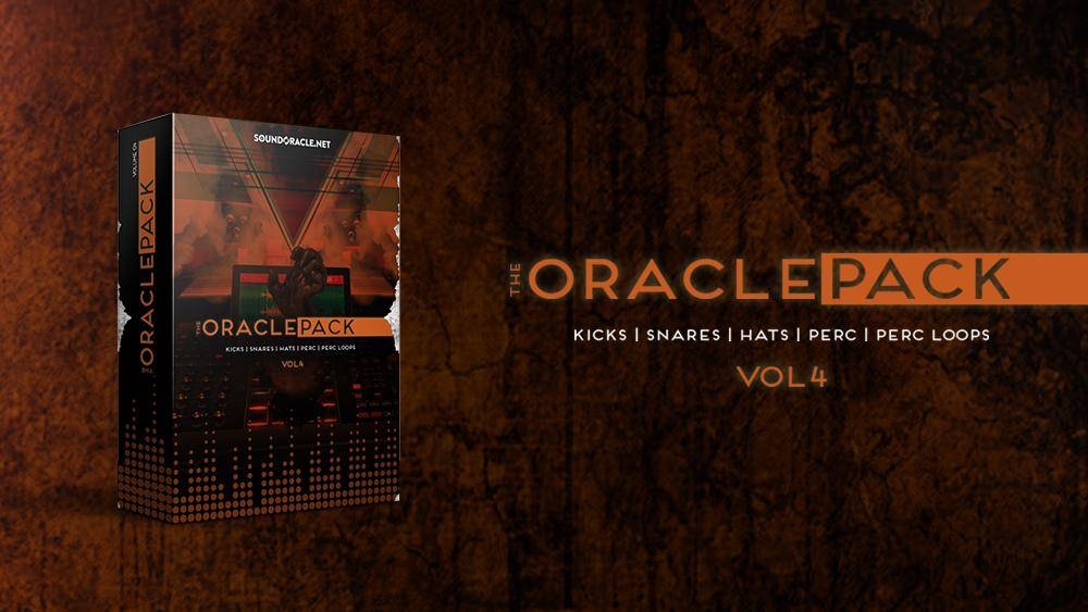 New Sounds – The Oracle Pack Vol. 4