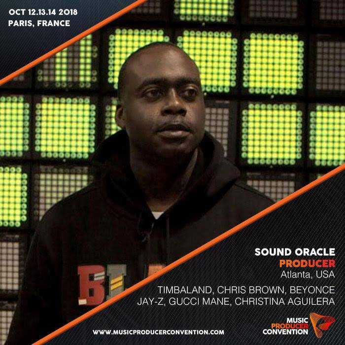 Paris, France - SoundOracle Producer Workshops and Beat Battle
