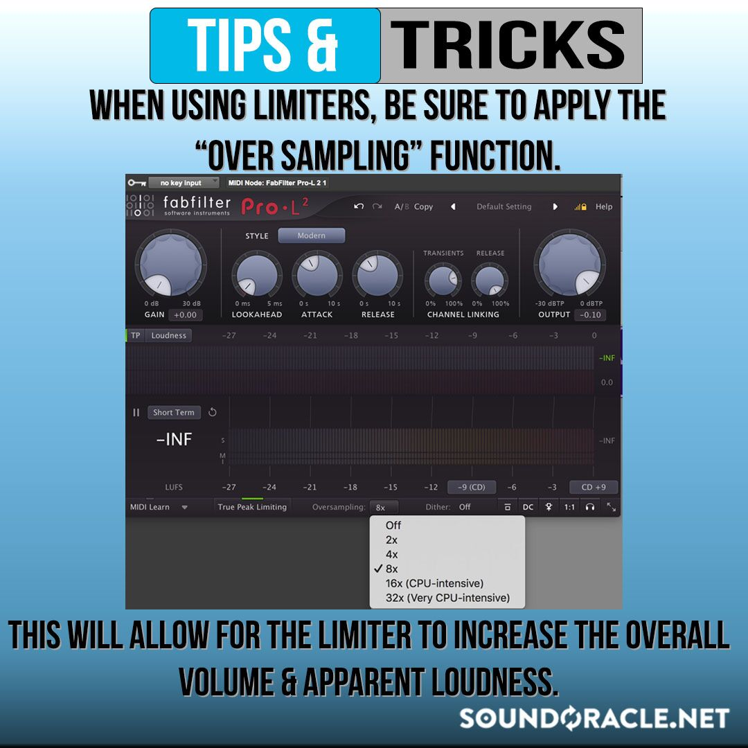 Production Quick Tip of the Week #7