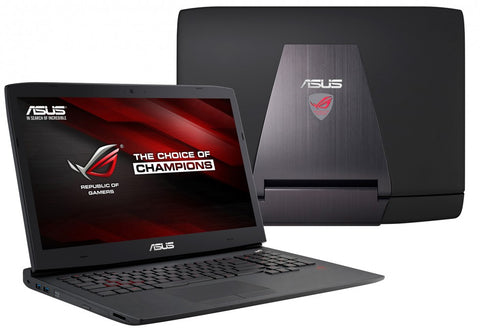 Asus ROG Series Laptop - 2016 The World's Finest Music Production Computers - Sound Oracle