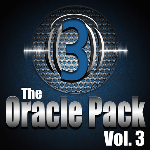 Buy The Oracle Pack Vol 3 And Get 25% Of The Purchase Price Instantly - No Promo Code Needed