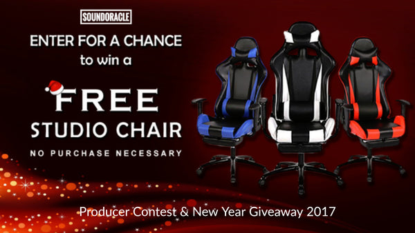 JOIN HERE - Sound Oracle Producer Contest and New Year Giveaway