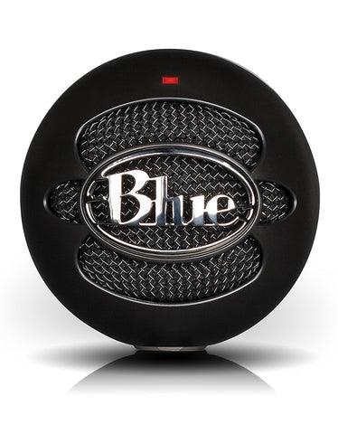 Blue Snowball – Black Edition