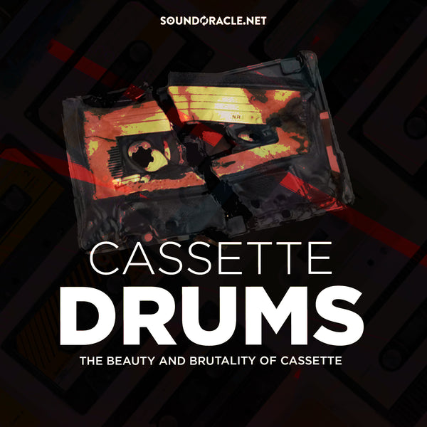 New Sound Library: Cassette Drums
