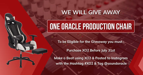 🏆 WE WILL GIVE AWAY ONE ORACLE PRODUCTION CHAIR