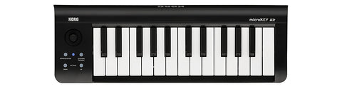 Korg microKEY Air-25 Bluetooth and USB Midi Controller