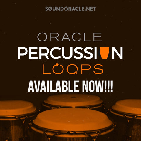 New Sound Oracle Sound Kit - Oracle Percussion Loops Available Now