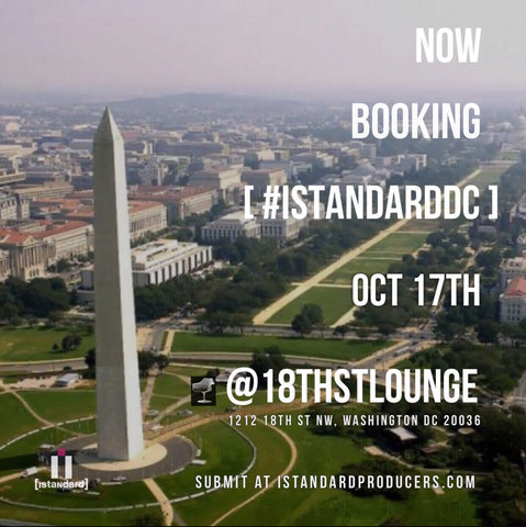 (Oct 17) SoundOracle - judging at iStandard Producer Experience DC