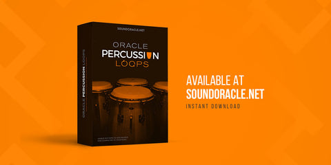 """ONE MORE DAY to get the FREE INFERNO DRUMS with THE ORACLE PERCUSSION LOOPS"""