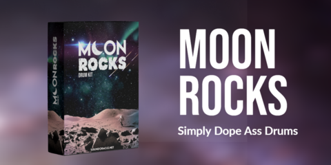 Moon Rocks Drum Kit is a stunning collection of over 200 high quality one-shots drum samples from SoundOracle. Download now, completely Royalty-Free!