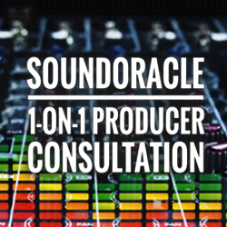 SOUND ORACLE 1-ON-1 PRODUCER CONSULTATION
