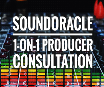 Sound Oracle 1-on-1 New Producer Consultation Service!