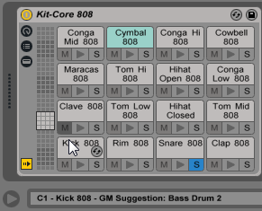 Have Drums Preloaded in Whatever DAW You Use