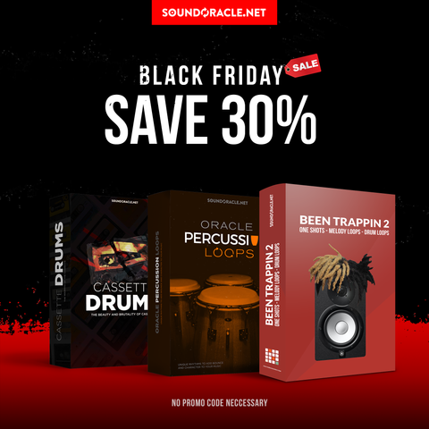 7 Days of Black Friday - 30% OFF ALL KITS