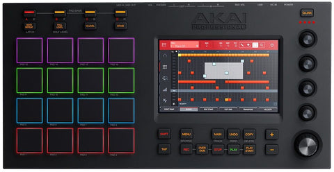 Sound Oracle - Akai MPC Touch - Image Source: akaipro.com