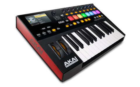 Sound Oracle - Akai MPK Mini MKII 25-Key - Image Source: akaipro.com