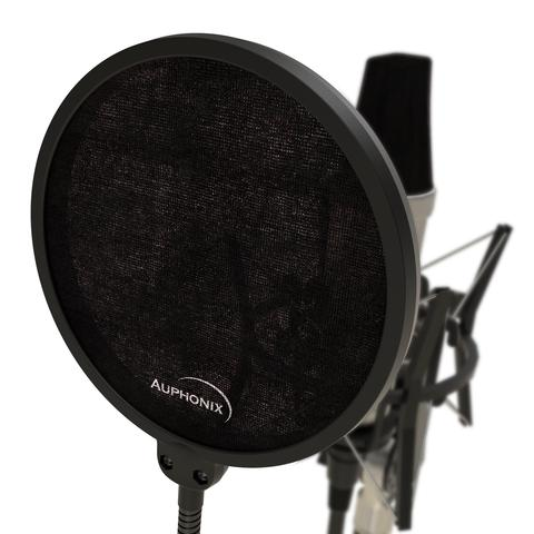 Sound Oracle - Auphonix 6-inch Microphone Pop Filter - Image Source: auphonix.myshopify.com