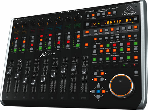 Sound Oracle - Behringer X-touch Mini - Image Source: music-group.com