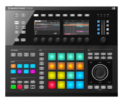 Sound Oracle - Maschine Studio - Image Source: native-instruments.com