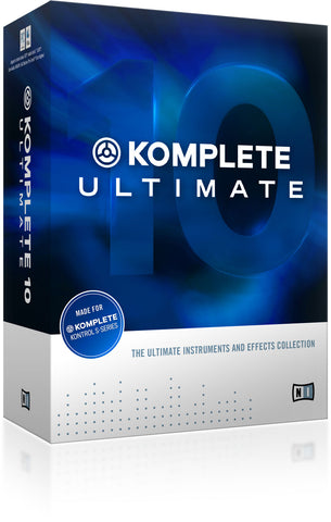 Sound Oracle - Native Instruments Komplete