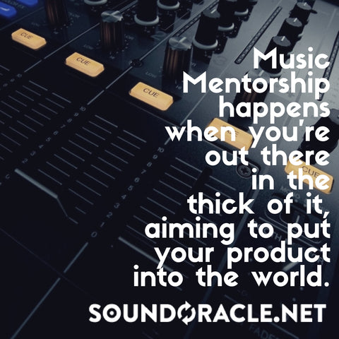 Sound Oracle Blog - Are You Covering These Important Topics With Your Music Mentor? - 1-on-1 Producer Consultation