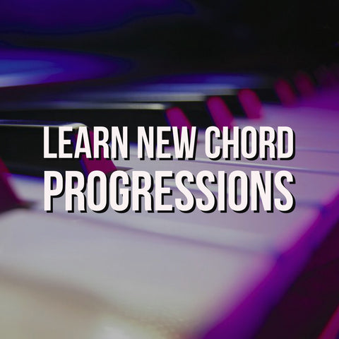 Sound Oracle Blog - Producer Tips - Learn New Chord Progressions