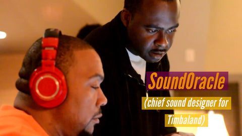 Sound Oracle Chief Sound Designer For Timbaland