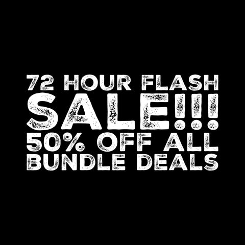 Sound Oracle New Promo - 72 Hour Flash Sale 50% All Bundle Deals