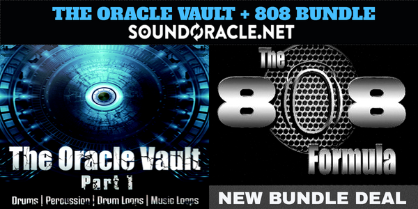 NEW: THE ORACLE VAULT + 808 BUNDLE