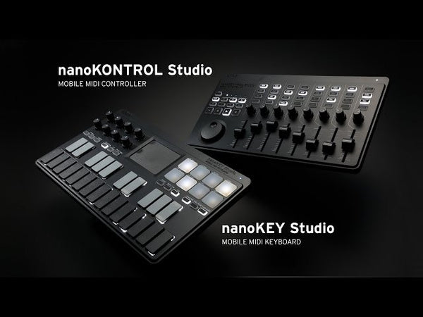 Grand Price for Producer Challenge - Your choice of a Korg nanoKEY Studio or a Korg nanoKONTROL Studio