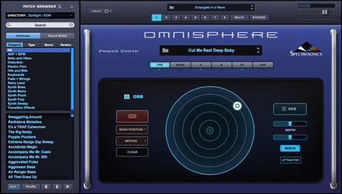 Spectrasonics Omnisphere 2 – Sound Oracle's Top 10 Go-To VST Synths 2016 – Sound Oracle Blog