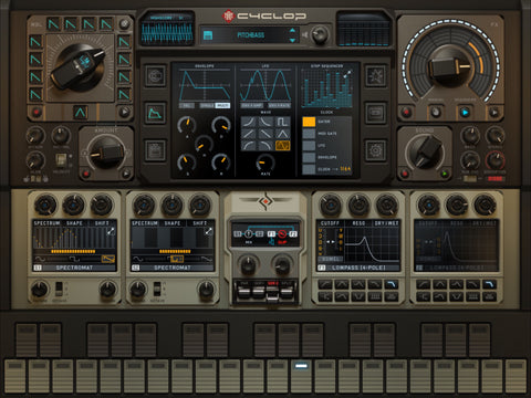 "Sugar Bytes' Cyclop – Sound Oracle's Top 10 ""Go-To"" VST Synths 2016 – Sound Oracle Blog"
