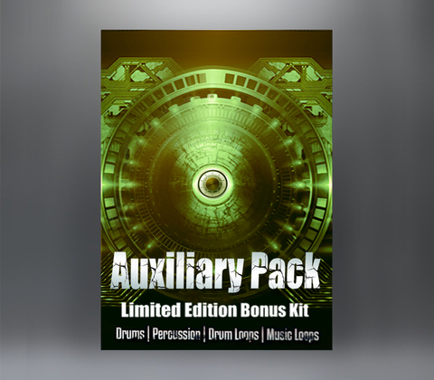 Auxiliary Pack Limited Edition Bonus Kit