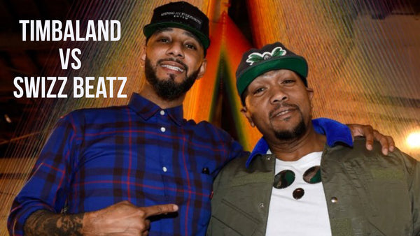 Timbaland vs Swizz Beatz - Beat Battle! Who you got?