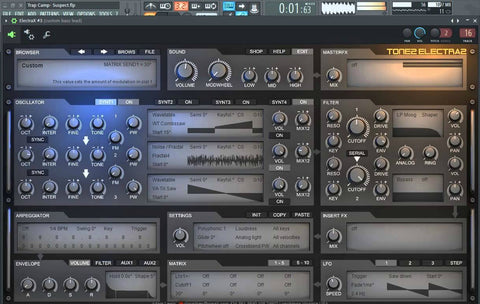 "Tone2's Gladiator – Sound Oracle's Top 10 ""Go-To"" VST Synths 2016 – Sound Oracle Blog"