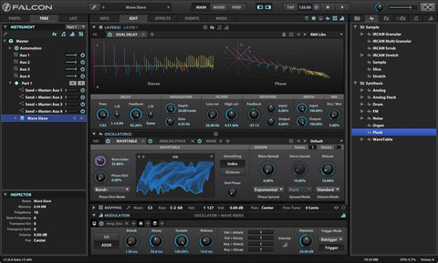 UVI's Falcoln – Sound Oracle's Top 10 Go-To VST Synths 2016 – Sound Oracle Blog