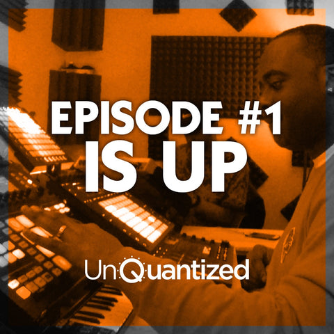Unquantized Podcast Episode #1 is now up!....Watch it here!