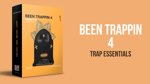 New Kit: Been Trappin 4 (Unquantized)