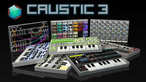 Caustic 3 - Single Cell Software