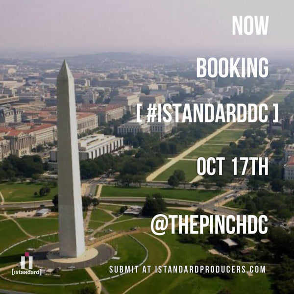 (Oct 17) Sound Oracle Judge at iStandard Producer Experience DC