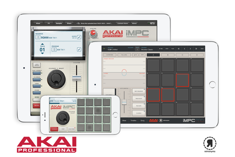 iMPC | Music Production App for iPad