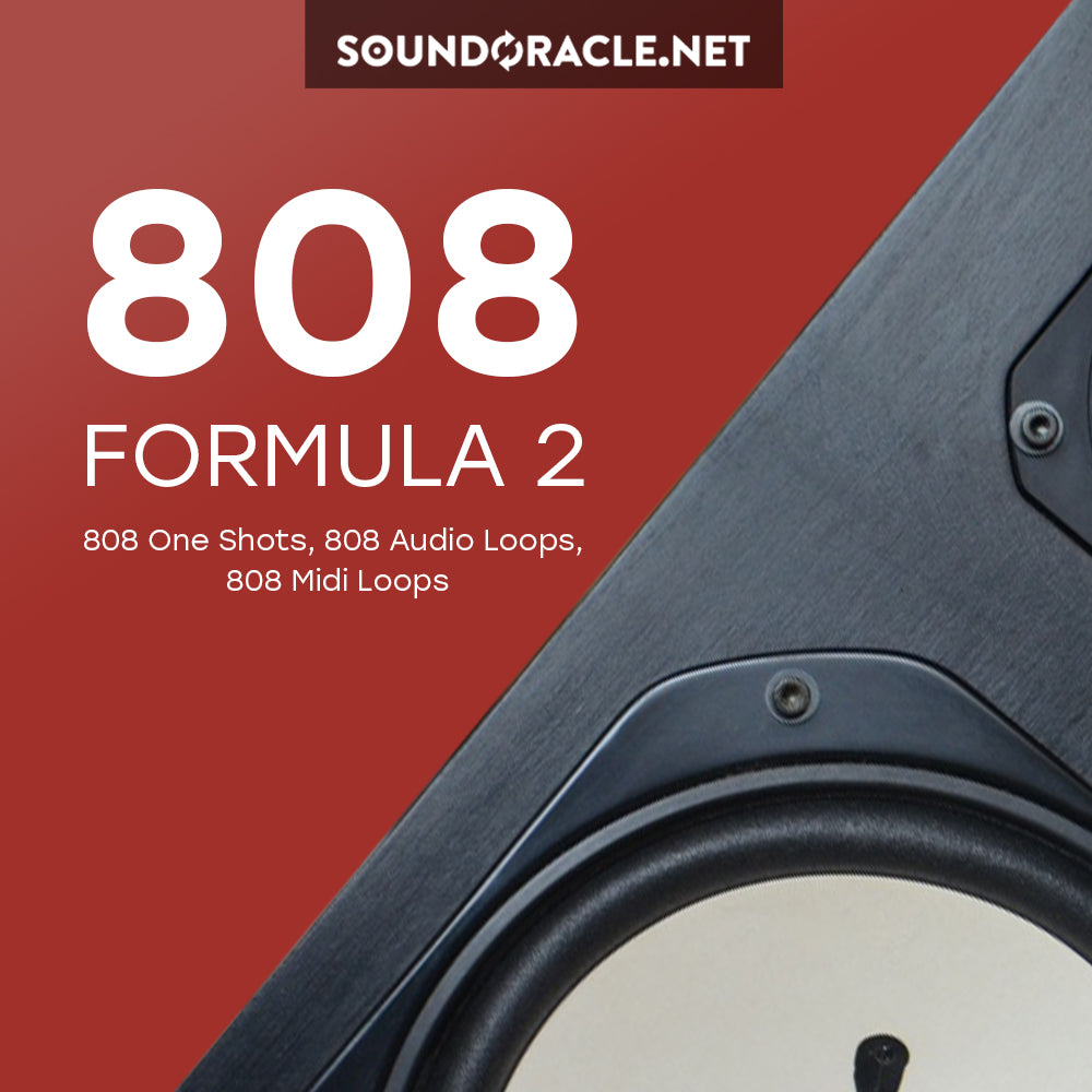 The 808 Formula 2 | Sound Oracle Sound Kits
