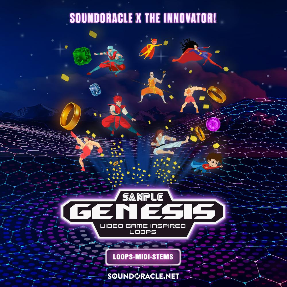 Sample Genesis (Deluxe Edition)