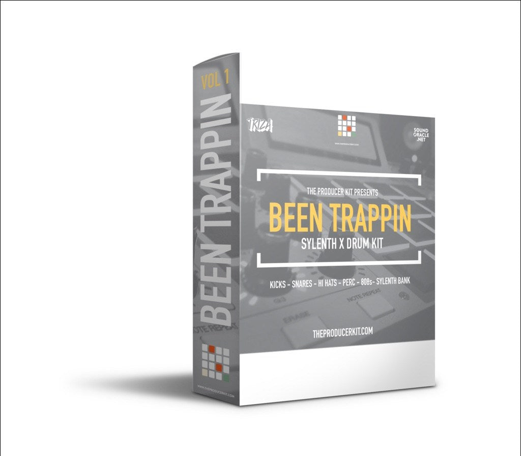 Been Trappin Vol 1 (Sylenth Bank & Drum Pack) - Soundoracle.net