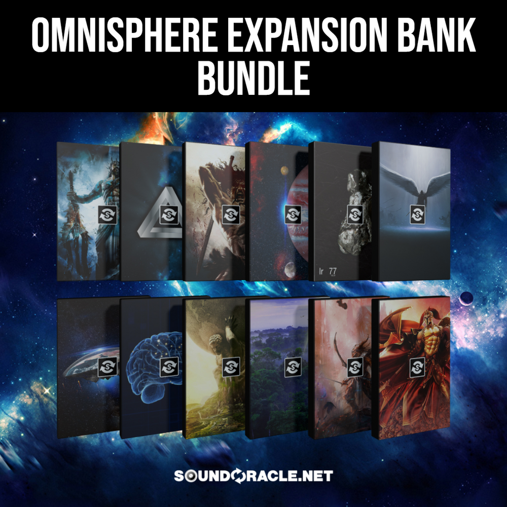 Omnisphere Expansion Bank Bundle