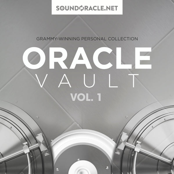 The Oracle Vault Pt 1 - Soundoracle.net